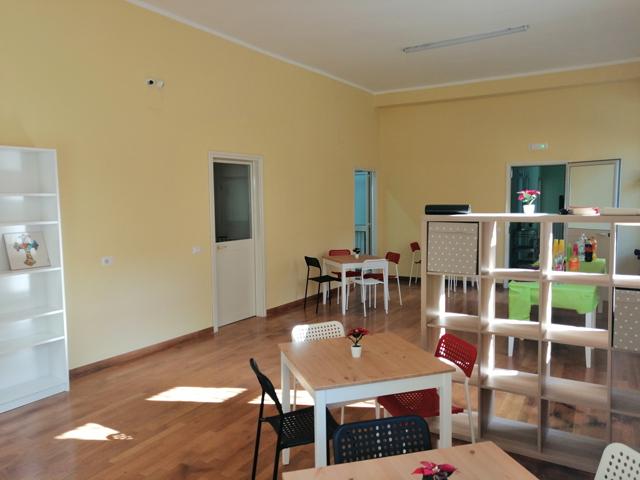 Anche a Pasquetta aperto il Centro Diurno della Caritas