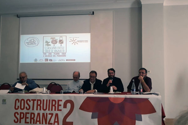 Casa Betlemme presentata a Lamezia Terme. Video/Audio